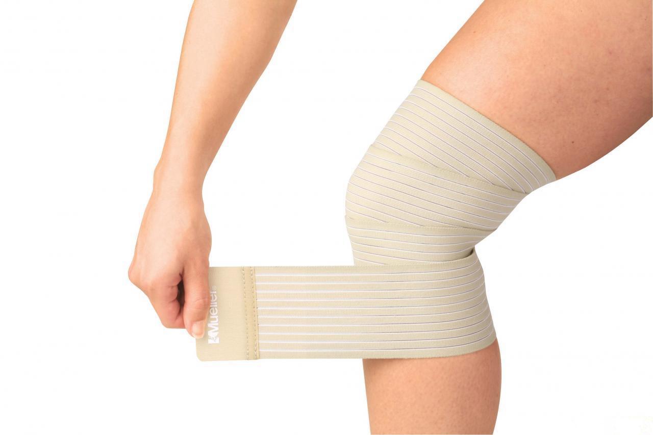 bandaje pe genunchi în caz de rănire artroza genunchiului 2 3 grade de tratament