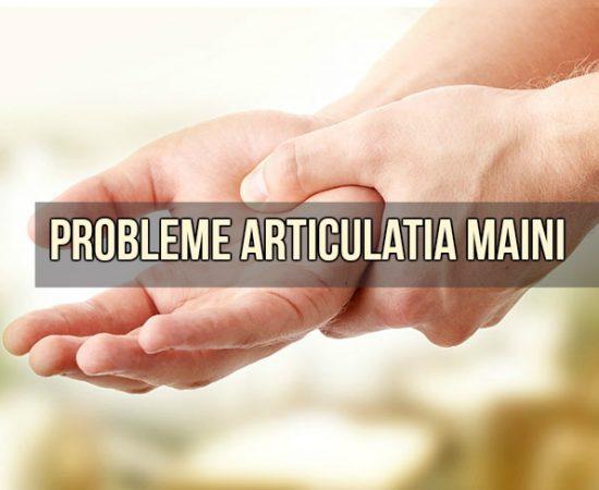 pentru dureri articulare cronice