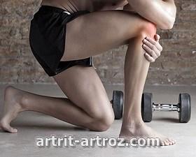 tratamentul artrozei genunchiului cu gimnastica dacă articulațiile de pe falangele degetelor doare
