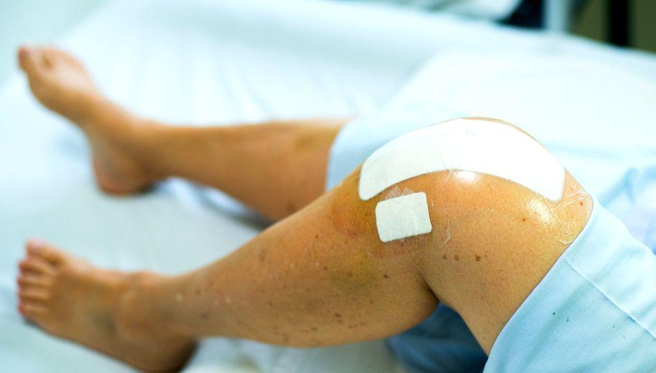 umflarea tratamentului articulațiilor genunchiului