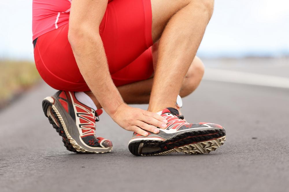 tratament comun pentru sportivii cu entorse