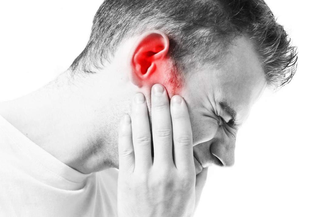 dureri articulare la ureche