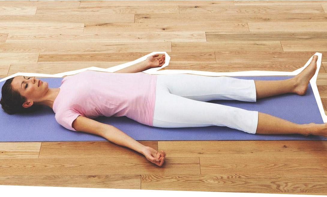 Cum să scăpaţi de durerea de genunchi? – Practicaţi yoga!