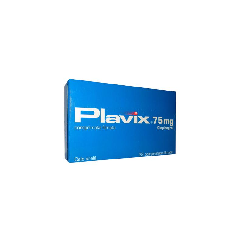 Plavix 75mg x 28 compr.film