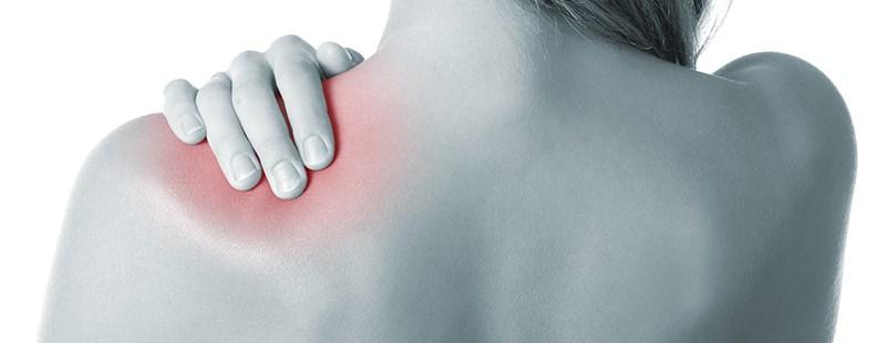 la mișcare, articulația umărului doare