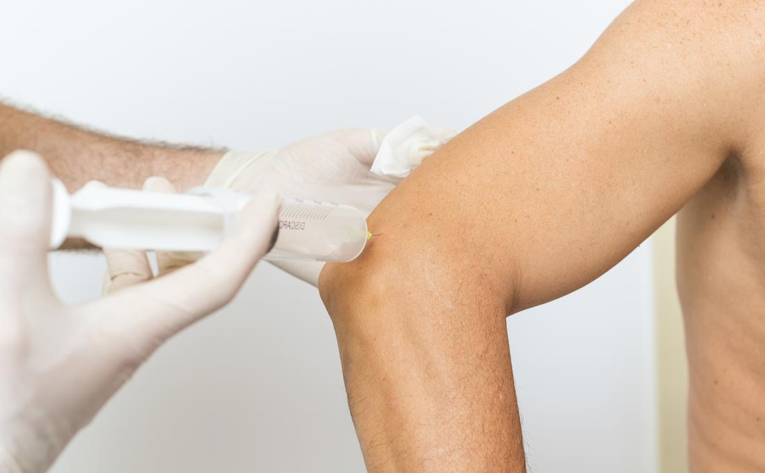 tratamentul durerilor de genunchi în diabet