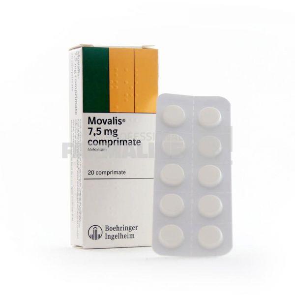 dureri articulare movalis pastile de medicamente pentru osteochondroză
