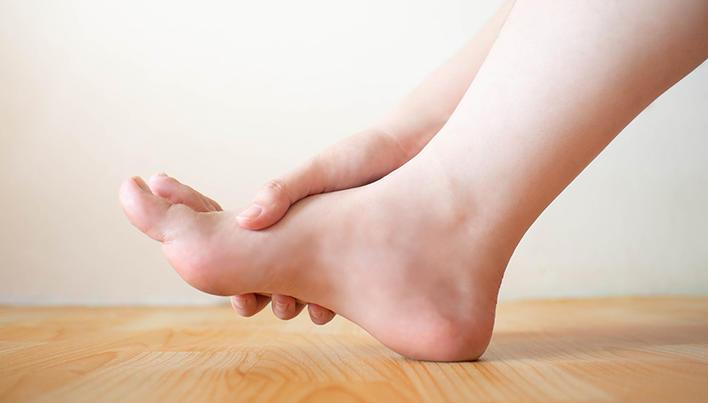 cum să tratezi articulațiile picioarelor la picior tratament articular sternoclavicular