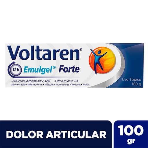 Gel Voltaren Forte 23.2mg, 100 g, Gsk