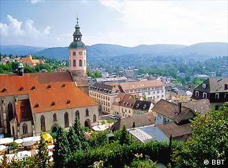 Tratament articular în Baden Baden