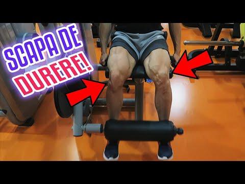 Dureri de genunchi? Iată ce exerciţii fizice poţi să faci! - CSID: Ce se întâmplă Doctore?