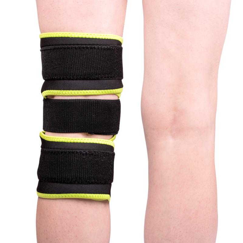 Durere de Genunchi - Cauze, Tratament & Remedii Naturiste Bandaj pentru leziuni la genunchi
