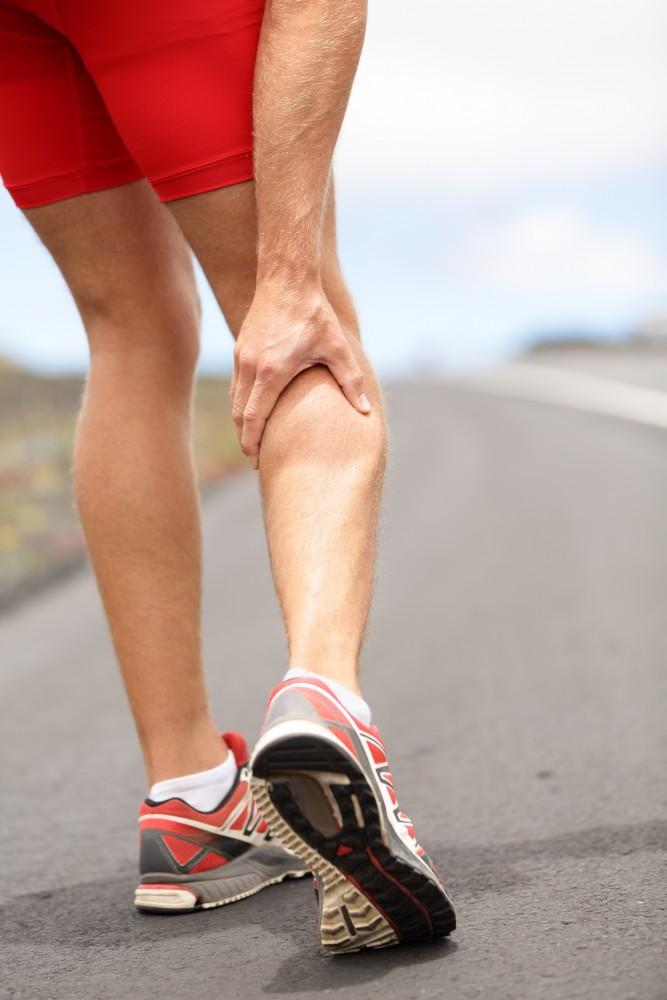 cum să tratezi un mușchi articular al piciorului