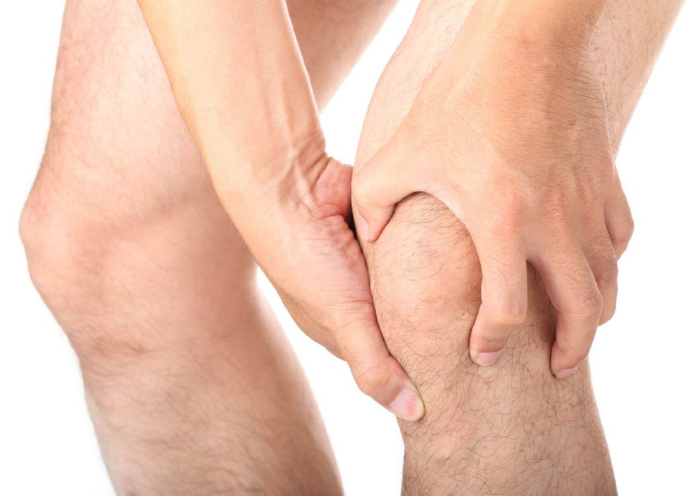 tratarea genunchilor pentru durerile articulare