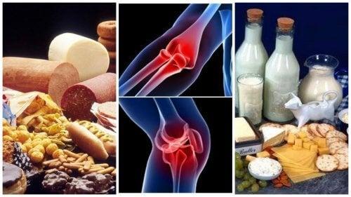 cum se vindecă inflamațiile și durerile articulare