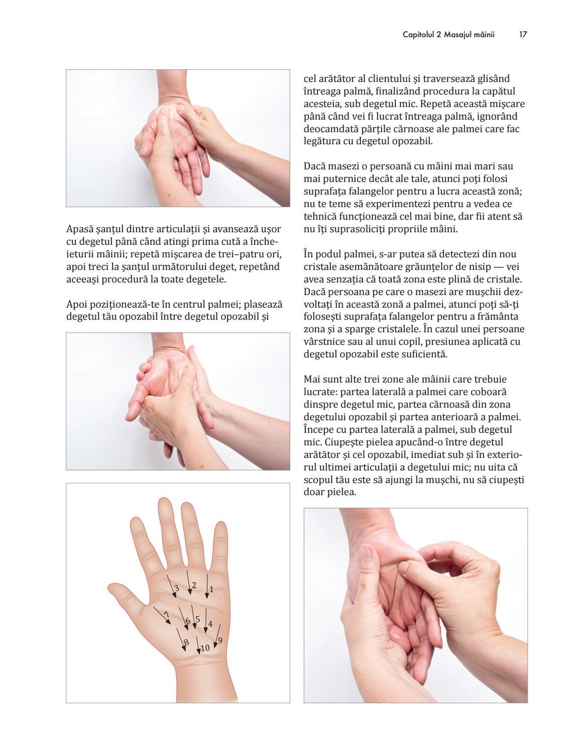 articulații pe degetul mare