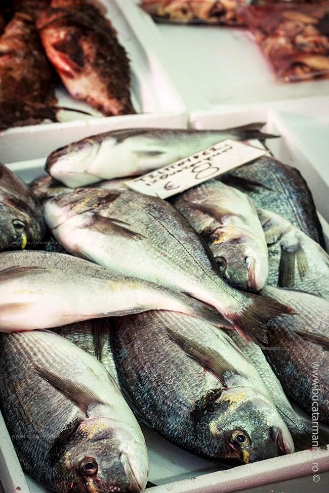 tratament comun cu pește proaspăt