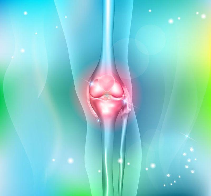 inflamația articulației genunchiului tratată