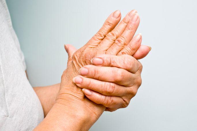 Degetul pe mână nu îndoaie durerea articulară