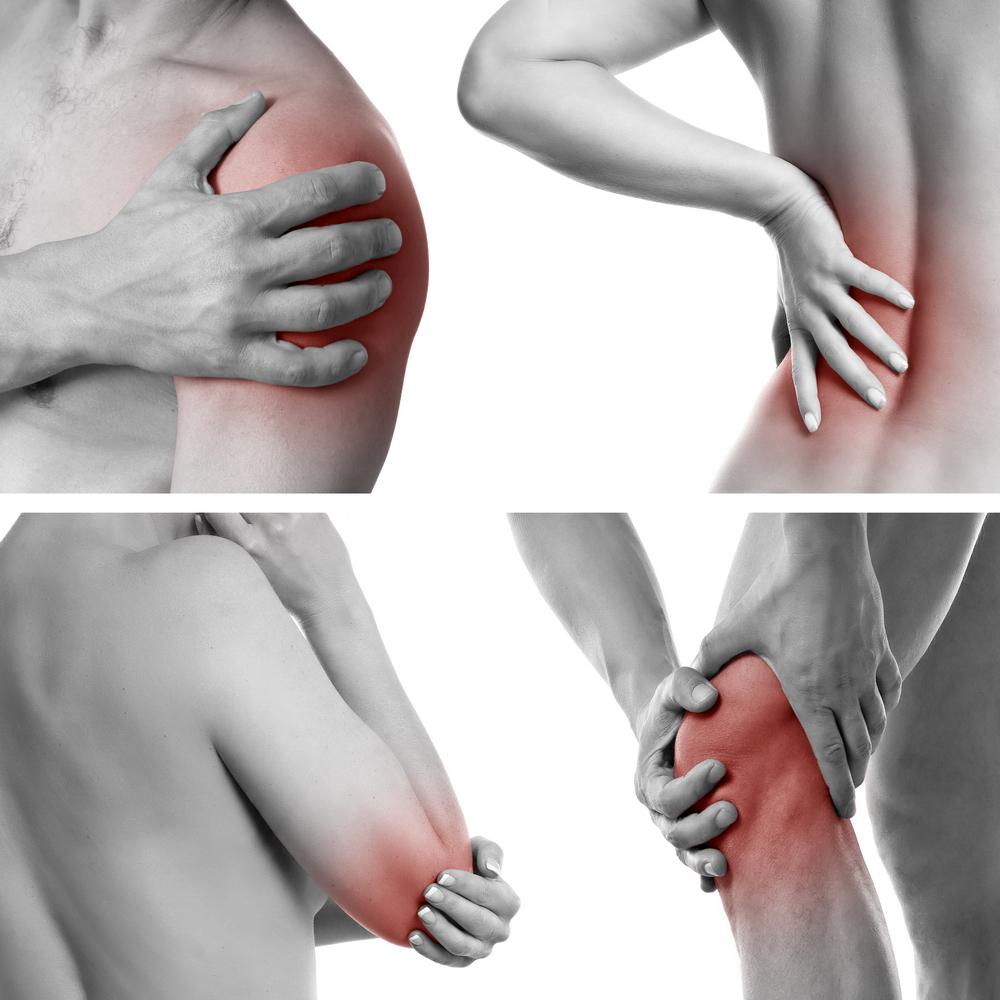 articulațiile musculare pe tot corpul