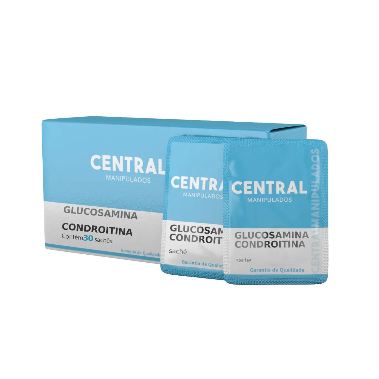 glucozamină condroitină 8 în 1