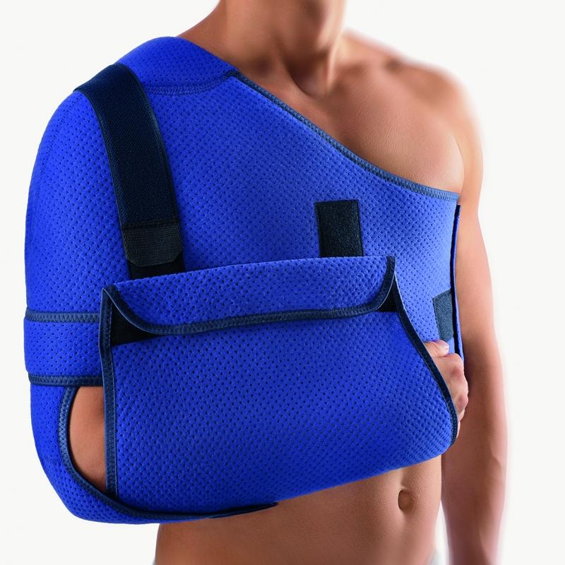 bandaj pentru deteriorarea articulației umărului dureri musculare și articulare cu o răceală