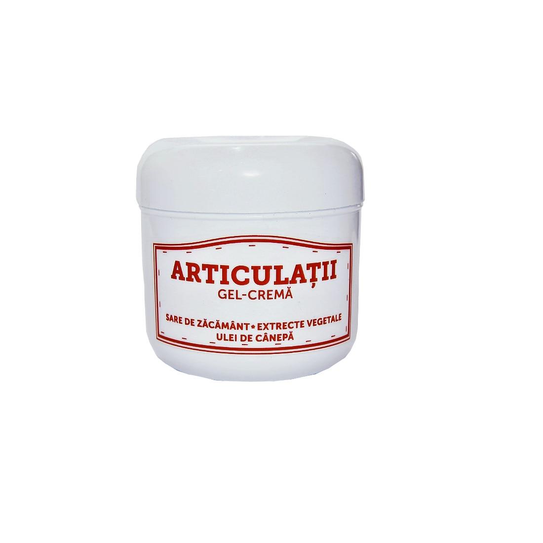 gel pentru dureri articulare și musculare