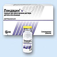 infecții ale oaselor și articulațiilor tratament cu ceftriaxona