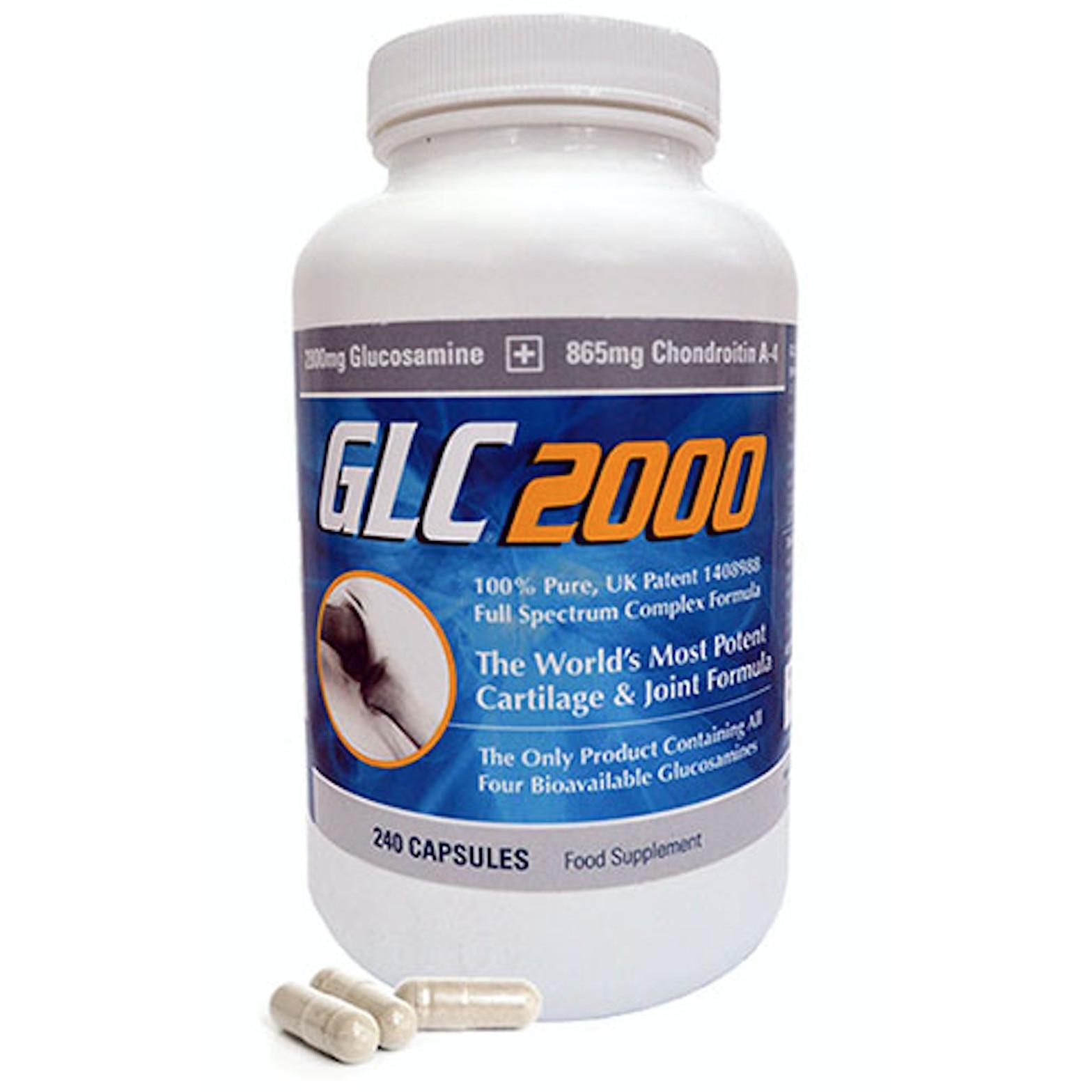 norma zilnică de glucozamină și condroitină pentru oameni