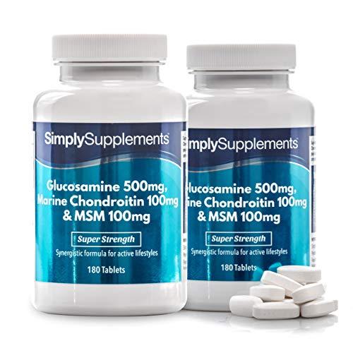 Glucozamină și condroitină