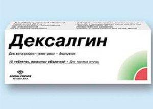 dexalgin pentru dureri articulare