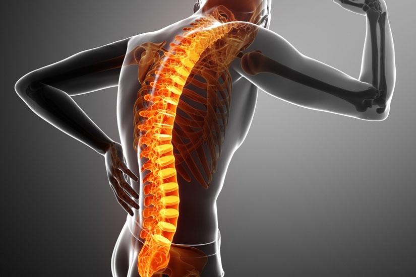 Durerea inferioară a spatelui dă articulațiilor șoldului - Durerea de șold