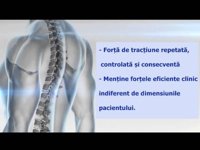 tratament nechirurgical al coloanei vertebrale și articulațiilor