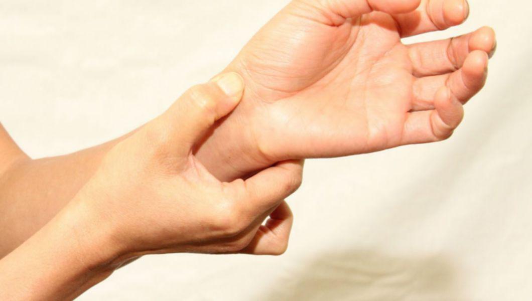 tratamentul bolii la încheietura mâinii