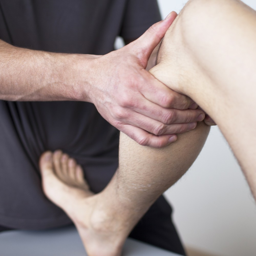 tratamentul rupturilor musculare la genunchi