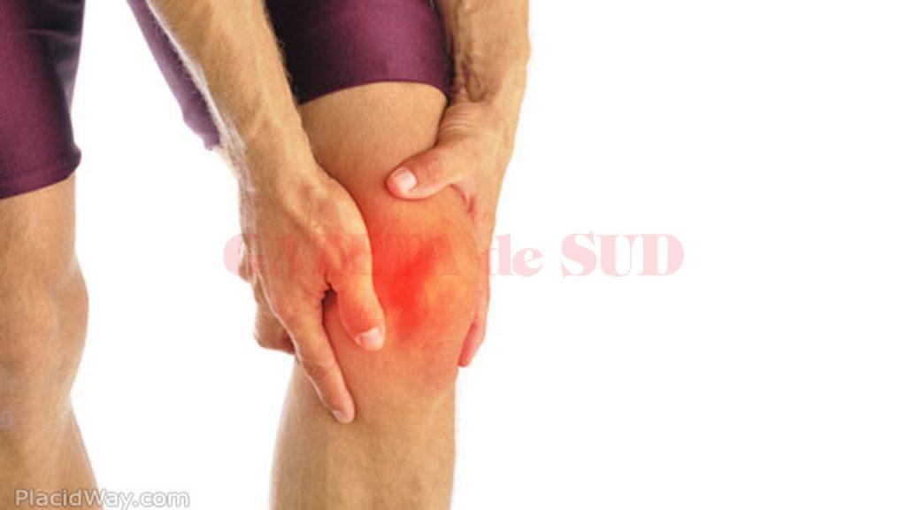 dureri de genunchi sub cupă