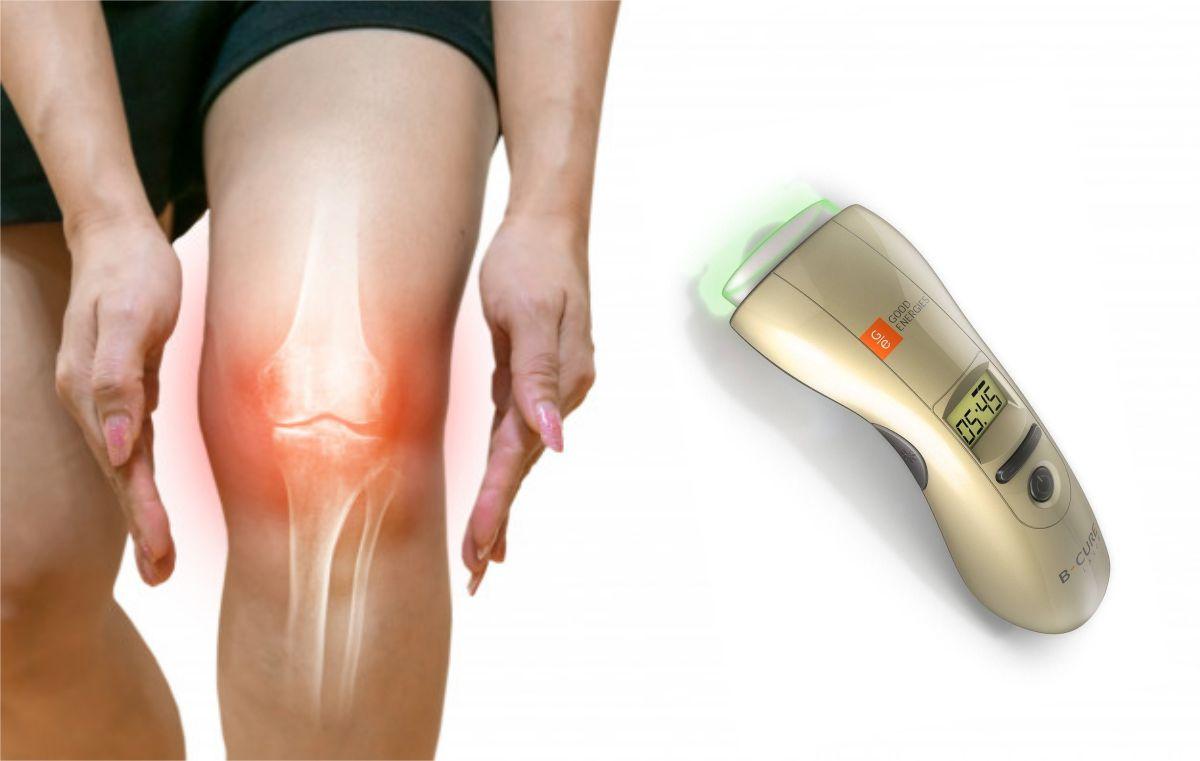 poate exista durere articulară din partea laserului