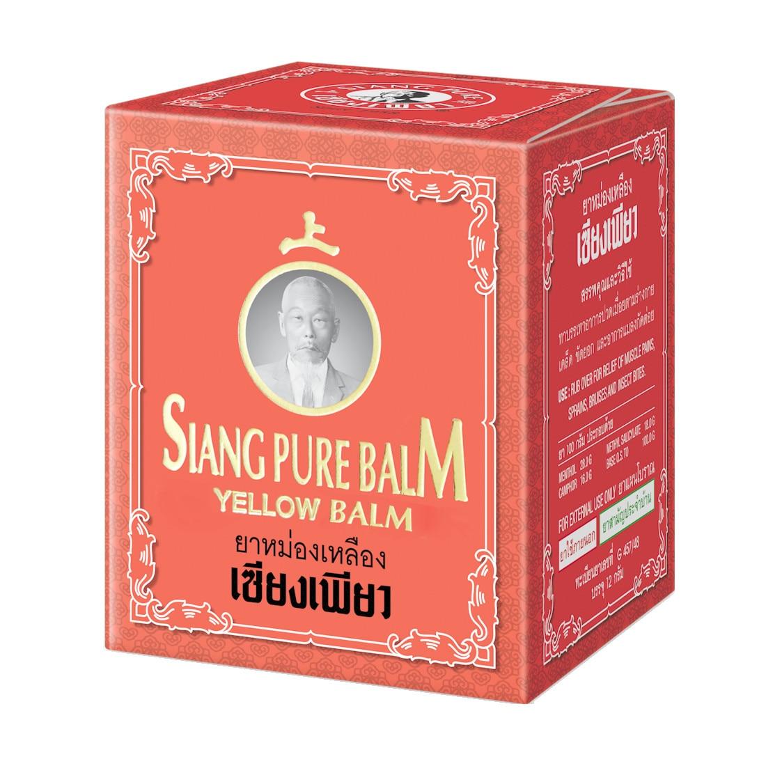 Balsam din Thailanda pentru dureri articulare cum să amelioreze durerea de sold forum