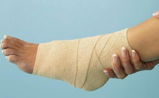 tratamentul entorselor de gleznă cu unguente