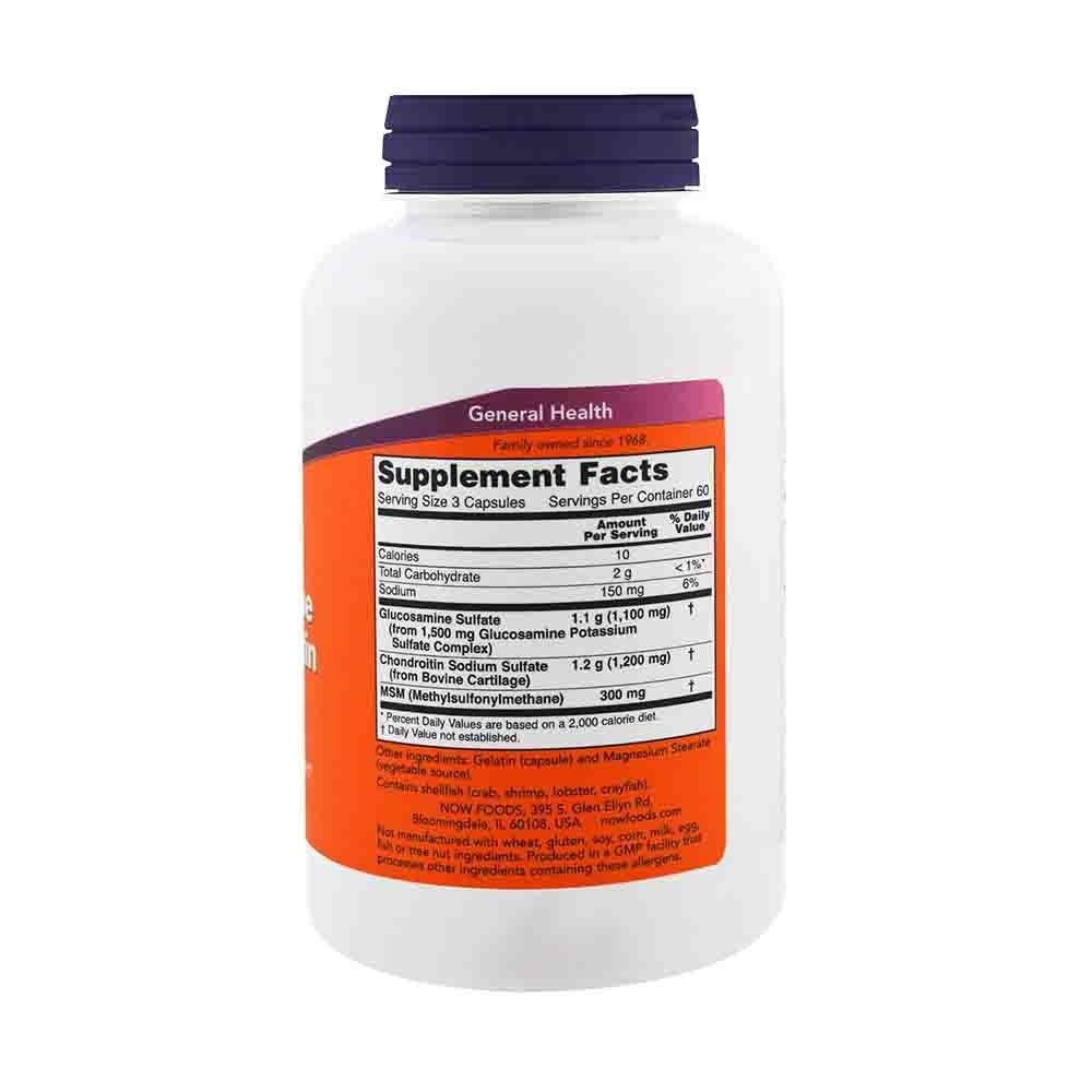 Condroitină și glucozamină cât să luați
