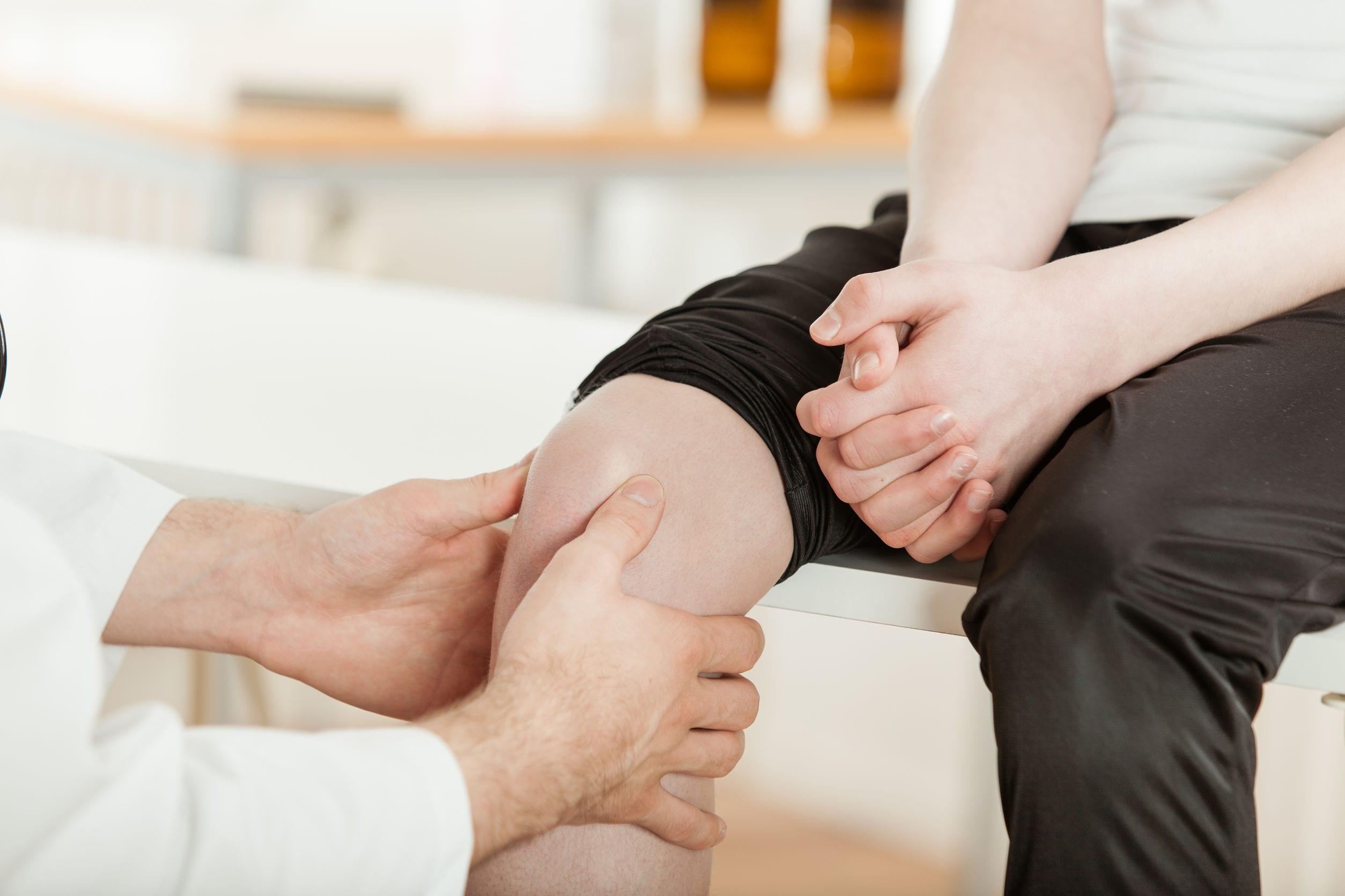 durerea articulară nu poate merge