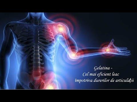 tratamentul prin articulații scârțâitoare